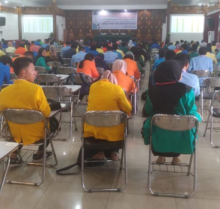 Mahasiswa Unidha mengikut seleksi ON-MIPA